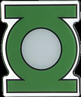 Green Lantern - Green Lantern Logo Lensed Emblem