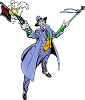 Batman - The Joker Character Lensed Emblem