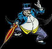 Batman - Penguin Character Lensed Emblem