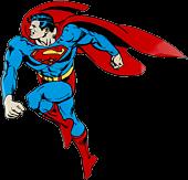 Superman - Superman Character Lensed Emblem