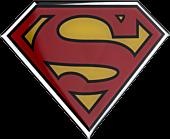 Superman - Superman Logo Classic Lensed Emblem