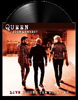 Queen + Adam Lambert - Live Around the World EP Vinyl Record (2021 Record Store Day Exclusive)