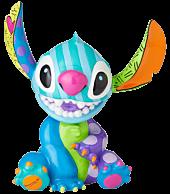 """Disney - Stitch 14"""" Statue by Romero Britto"""