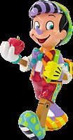 """Disney - Pinocchio 80th Anniversary 8"""" Statue by Romero Britto"""