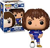 EPL Football (Soccer)   David Luiz Chelsea Funko Pop! Vinyl Figure