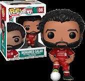 EPL Football (Soccer)   Mohamed Salah Liverpool Pop! Vinyl Figure
