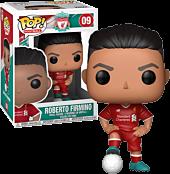 EPL Football (Soccer)   Roberto Firmino Liverpool Pop! Vinyl Figure