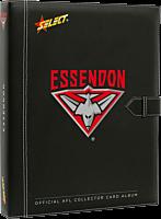 AFL Football - 2021 Select AFL Essendon Club Logo Album