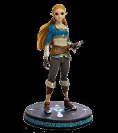 """The Legend of Zelda: Breath of the Wild - Princess Zelda 9"""" PVC Statue"""