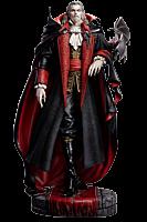"Castlevania: Symphony of the Night - Dracula 20"" Statue"