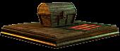 """Dark Souls - Mimic Chest Companion 7"""" Statue"""