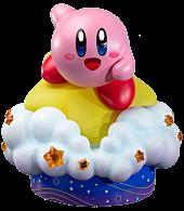 """Kirby - Warp Star Kirby 12"""" Statue"""
