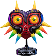 "The Legend of Zelda: Majora's Mask - Majora's Mask Collector's Edition 12"" PVC Statue"