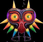 "The Legend of Zelda: Majora's Mask - Majora's Mask 10"" PVC Statue"