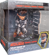 """Metal Gear Solid - Solid Snake 8"""" PVC Statue"""