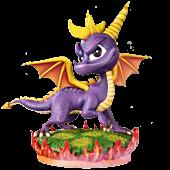 "Spyro 2: Ripto's Rage - Spyro the Dragon 8"" PVC Statue"