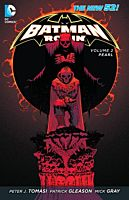 Batman and Robin - Volume 02: The Pearl HC (Hardcover Book) (The New 52)
