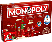 Monopoly - Fifa 2018 Edition by Winning Move