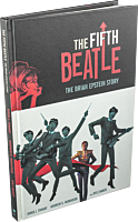 The Fifth Beatle - The Brian Epstein Story Collector's Edition Book (Hardcover)