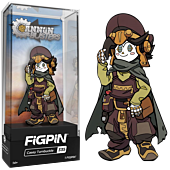 Cannon Busters - Casey Turnbuckle FigPin Enamel Pin