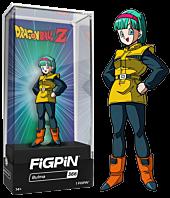 Dragon Ball Z - Bulma FigPin Enamel Pin