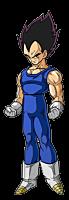 Dragon Ball Z - Vegeta FigPin Enamel Pin