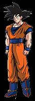 Dragon Ball Z - Goku FigPin Enamel Pin