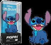 Lilo and Stitch - Sitting Stitch FigPin Enamel Pin