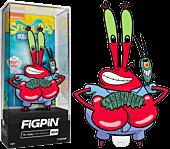 SpongeBob SquarePants - Mr. Krabs with Plankton FigPin Enamel Pin