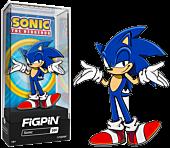 Sonic the Hedgehog - Sonic FigPin Enamel Pin