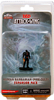 Dungeons and Dragons - Attack Wing Human Barbarian (Fire Cult) Expansion Pack