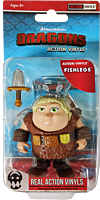 """How to Train Your Dragon - Fishlegs 3"""" Vinyl Action Figure (Series 1)"""