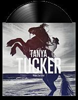 Tanya Tucker - While I'm Livin' LP Vinyl Record