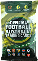 2016-17 FFA & HAL Trading Cards Booster Pack (9 Cards)