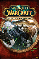 World of Warcraft - Mists of Panderia - Cover Poster