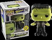 Universal Monsters - Frankenstein Glow In The Dark Variant Version Pop! Vinyl Figure
