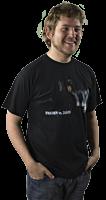 Freddy Vs Jason - Jason's Waiting Male T-Shirt