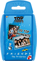 Top Trumps - Friends 30 Top Moments Card Game