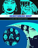 Love and Rockets Library - Heartbreak Soup by Gilbert Hernandez Paperback