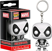 Deadpool - White X-Force Pocket Pop! Vinyl Keychain main image