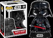 Star Wars - Darth Vader Pop! Vinyl Bobble Head Figure