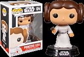 Star Wars - Princess Leia Funko Pop! Vinyl Bobble Head Figure