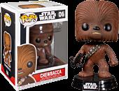 Star Wars - Chewbacca POP! Vinyl Bobble Figure