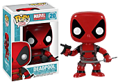Deadpool - Deadpool Pop! Vinyl Bobble Head Figure