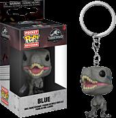Jurassic World: Fallen Kingdom - Blue Pocket Pop! Keychain by Funko.