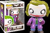 Batman: The Dark Knight - The Joker Pop! Vinyl Figure