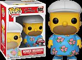 The Simpsons - Homer in Muumuu Pop! Vinyl Figure
