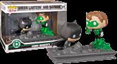 Justice League - Green Lantern and Batman Jim Lee Collection Comic Moments Pop! Vinyl Figure 2-Pack
