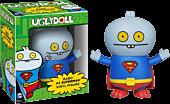 DC Comics - Ugly Doll - Babo Superman Vinyl Figure