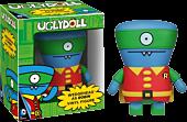 DC Comics - Ugly Doll - Wedgehead Robin Vinyl Figure